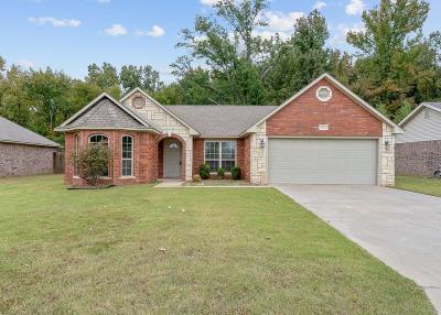Van Buren Single Family Home For Sale: 2520 Park AVE