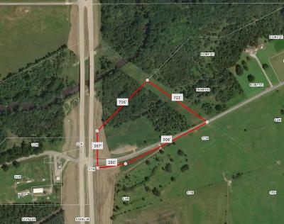 Sallisaw Residential Lots & Land For Sale: TBD S 59 HWY