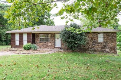 Van Buren Single Family Home For Sale: 109 Vista Hills BLVD