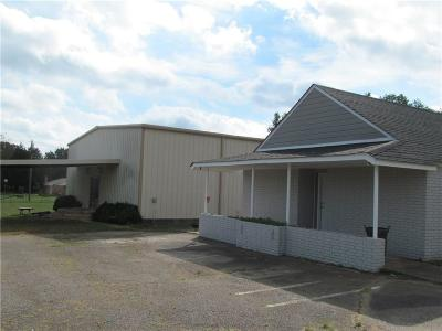 Van Buren Commercial For Sale: 3539 Uniontown HWY