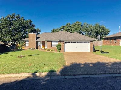 Alma Single Family Home For Sale: 1405 Briarwood DR