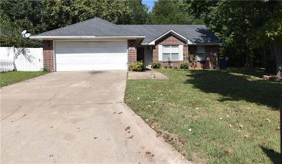 Fort Smith Single Family Home For Sale: 3705 N Price CIR