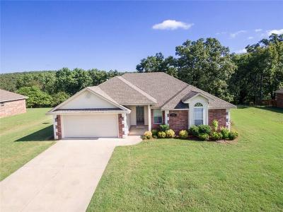 Alma Single Family Home For Sale: 2414 River Vista DR
