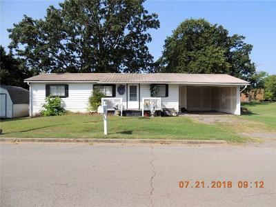 Poteau Single Family Home For Sale: 1306 Grady AVE