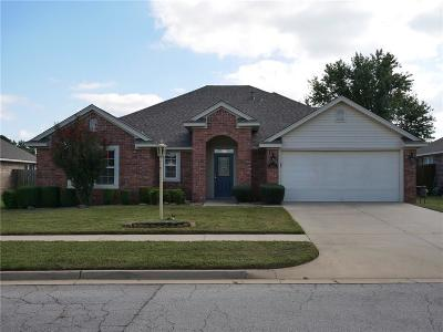 Alma Single Family Home For Sale: 1287 Red Oak DR