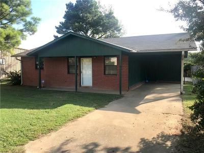 Poteau OK Single Family Home For Sale: $60,000