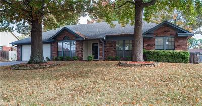 Fort Smith Single Family Home For Sale: 9229 Rosewood DR