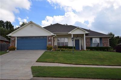 Van Buren Single Family Home For Sale: 2712 Pebble DR