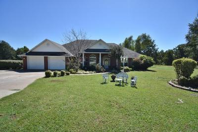 Sallisaw Single Family Home For Sale: 455112 1080 RD