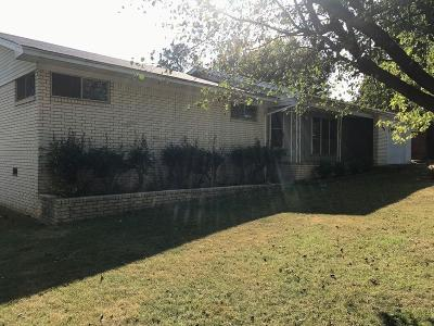 Poteau Single Family Home For Sale: 205 Georgia PL