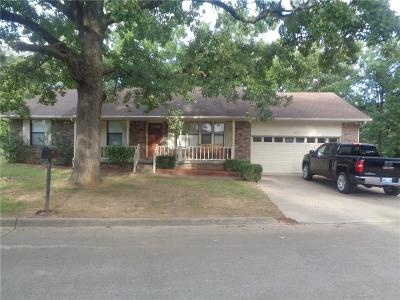 Poteau OK Single Family Home For Sale: $129,900