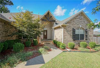 Fort Smith Single Family Home For Sale: 6308 Red Cedar CIR