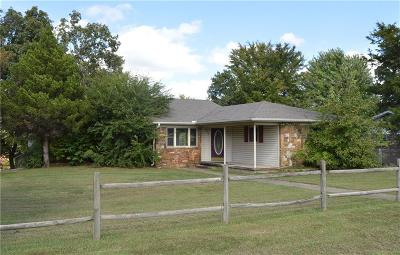 Poteau OK Single Family Home For Sale: $129,500