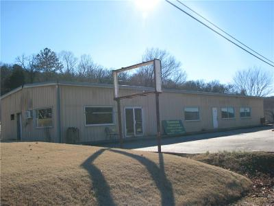 Mountainburg Commercial For Sale: 202 N Highway 71