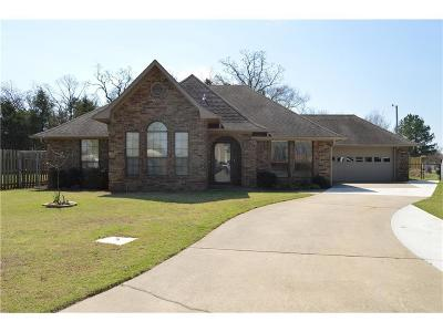 Poteau OK Single Family Home For Sale: $174,900