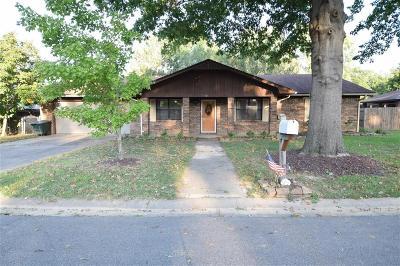 Sallisaw Single Family Home For Sale: 804 N Davis DR