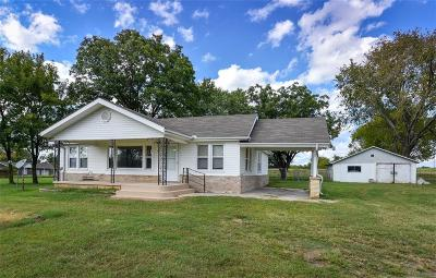Muldrow Single Family Home For Sale: 475781 Old US 64 HWY