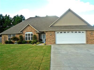 Poteau Single Family Home For Sale: 2906 White Oak