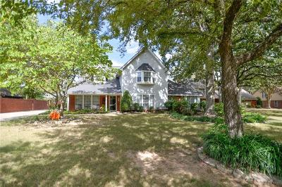 Fort Smith Single Family Home For Sale: 10109 Foxboro RD