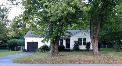 Fort Smith Single Family Home For Sale: 4209 Jenny Lind RD
