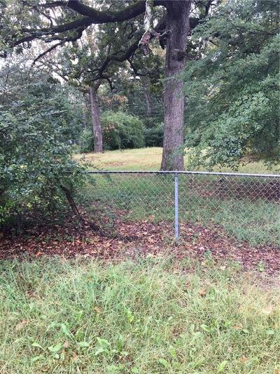 Fort Smith Residential Lots & Land For Sale: 3200 Neis ST