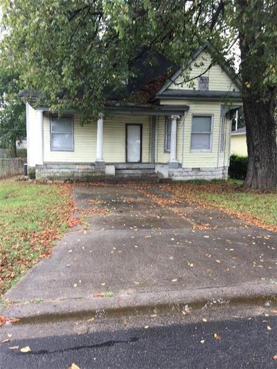 Fort Smith Single Family Home For Sale: 1914 N 12th ST