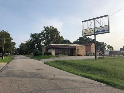 Van Buren Commercial For Sale: 3103 Alma HWY