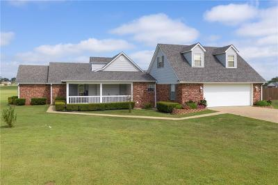 Muldrow Single Family Home For Sale: 474033 1133 RD