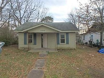 Fort Smith Single Family Home For Sale: 3220 Neis ST