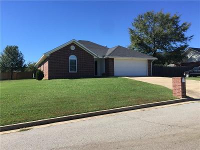 Poteau Single Family Home For Sale: 110 Meadow LN
