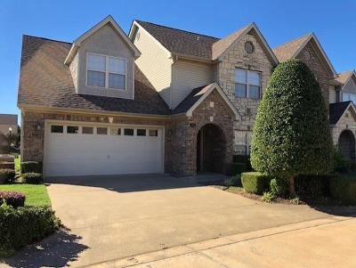 Fort Smith Condo/Townhouse For Sale: 4016 Hunter WY