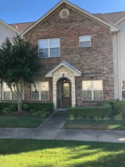 Fort Smith Condo/Townhouse For Sale: 4103 Logan LN