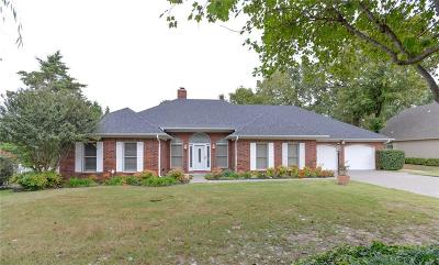 Fort Smith Single Family Home For Sale: 2205 Ramsgate