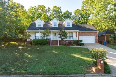 Fort Smith Single Family Home For Sale: 3524 Coventry LN