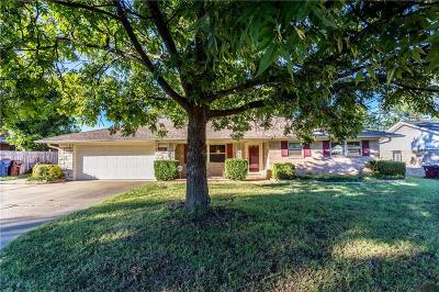 Fort Smith Single Family Home For Sale: 1305 Meadow LN