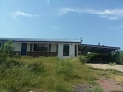 Cameron OK Single Family Home For Sale: $33,000