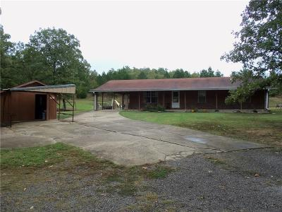 Greenwood Single Family Home For Sale: 4034 Mount Harmony RD