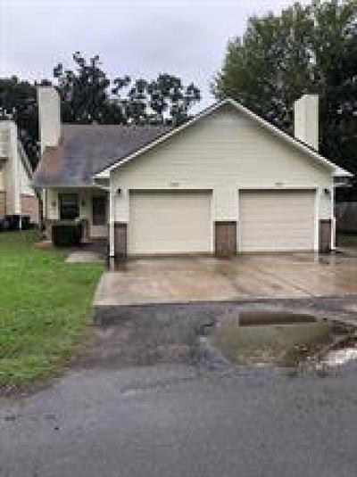Fort Smith Multi Family Home For Sale: 1600 Louisville ST