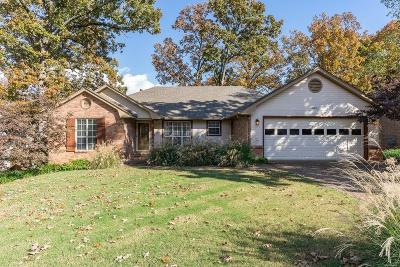 Fort Smith Single Family Home For Sale: 9801 Croxted