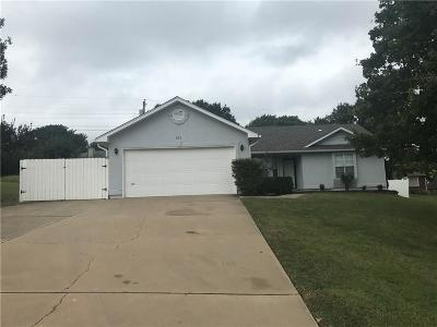Greenwood Single Family Home For Sale: 895 Mount Harmony