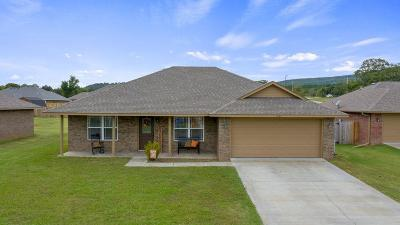 Poteau Single Family Home For Sale: 108 Crystal CIR