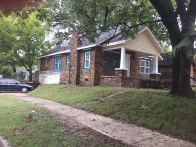 Fort Smith Single Family Home For Sale: 2201 N 7th ST