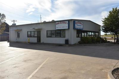 Fort Smith Commercial For Sale: 6500 Highway 271