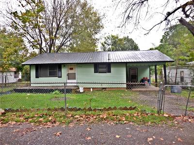 Poteau OK Single Family Home For Sale: $26,000