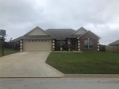 Van Buren Single Family Home For Sale: 2504 Griffin ST