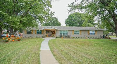 Sallisaw Single Family Home For Sale: 2703 E Phillips AVE