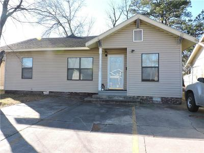 Fort Smith Single Family Home For Sale: 1415 N Greenwood AVE
