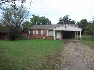 Van Buren Single Family Home For Sale: 2032 Old Uniontown RD