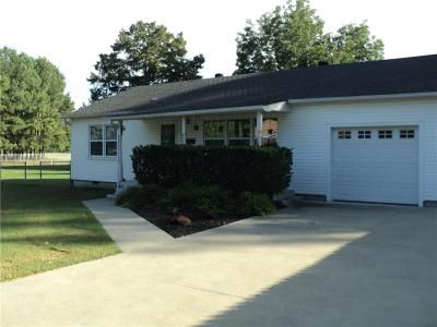 Fort Smith Single Family Home For Sale: 4808 Birnie AVE