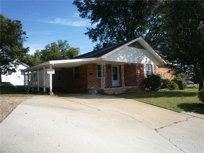 Van Buren Single Family Home For Sale: 2115 Alma BLVD